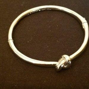 KATE SPADE hinged bracelet